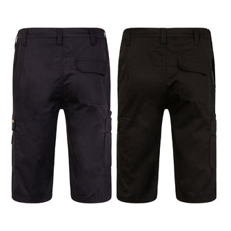 GS Workwear Mens Combat Cargo Work Shorts