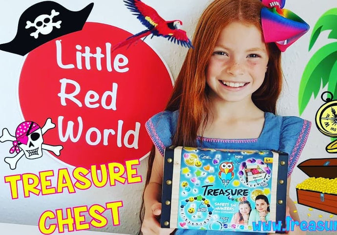 Unboxing video by Little Red World!