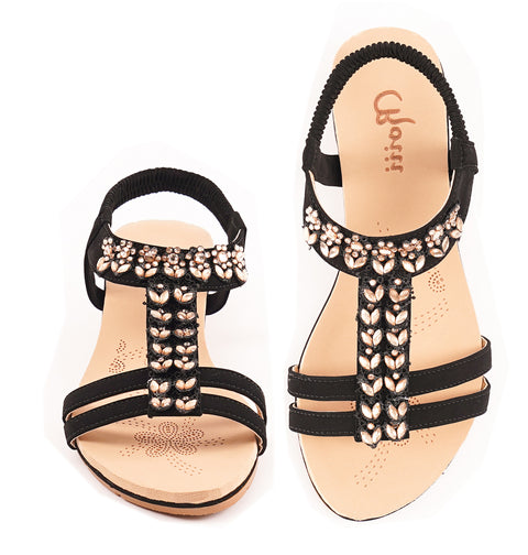 Roiii Summer best selling casual comfortable sandals shoes