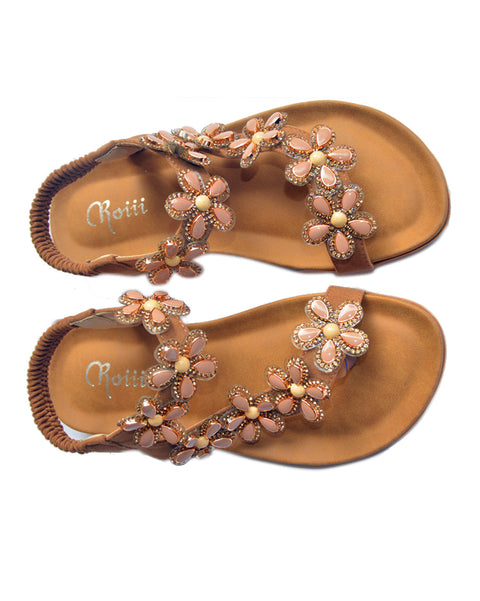 Roiii Summer best selling comfortable sandals shoes