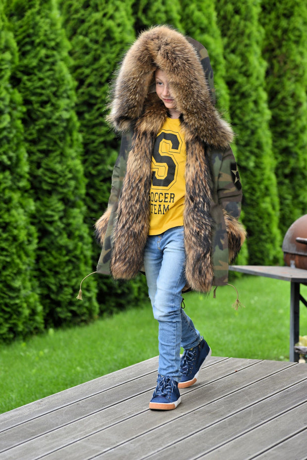 Children Winter Jackets for Boys
