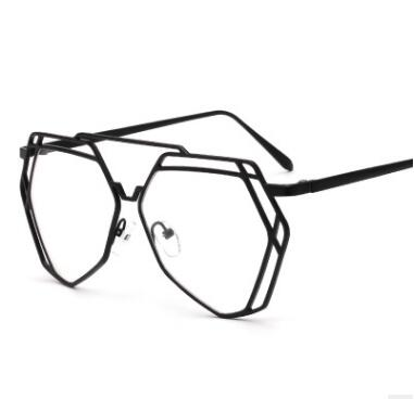 Polygon Sunglasses - Cosmos Selected
