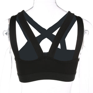 Ring A Long Sports Bra - Cosmos Selected