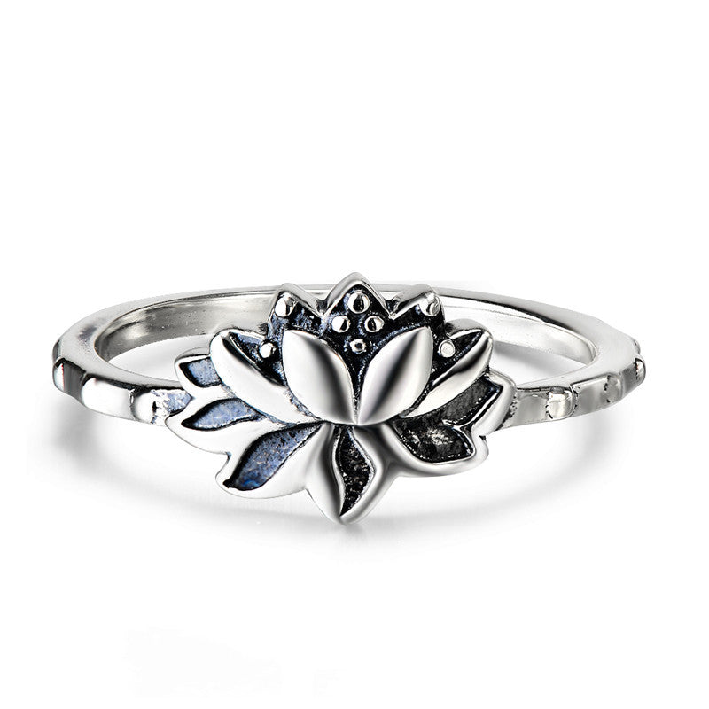 Lotus Flower Ring - Cosmos Selected