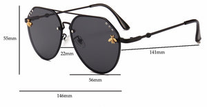 Beez In The Trap Sunglasses - Cosmos Selected
