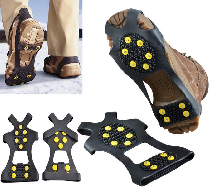 Anti-Slip Shoe Grips