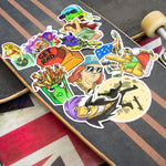 First available - Heady Stickers