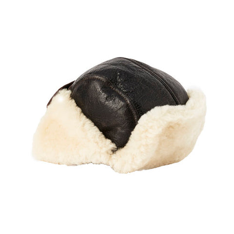 Sheepskin Bomber Hat