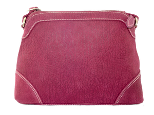 Kangaroo Leather - Purple 9577