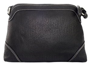 Kangaroo Leather - Black 9577