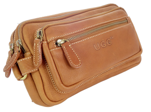 UGG Bum Bag - 4 Colours-Leather Bags-Genuine UGG PERTH