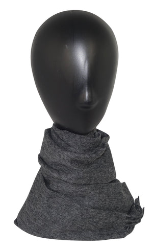 UGG Scarf - Charcoal-UGG Accessories-Genuine UGG PERTH