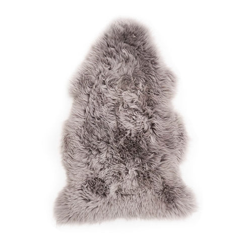 Grey Sheepskin (105cm)-Sheepskin Rugs-Genuine UGG PERTH