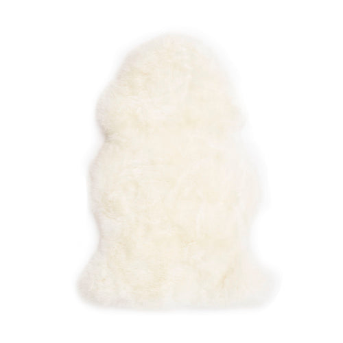 Ivory Sheepskin Rugs (Single, Double, Quarto, Sexto & Octo)