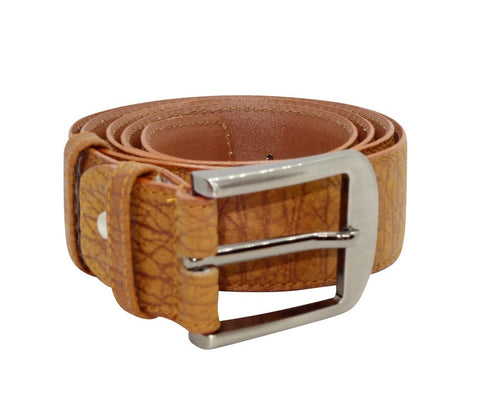 Roo Leather Belt - Tan-Belt-Genuine UGG PERTH