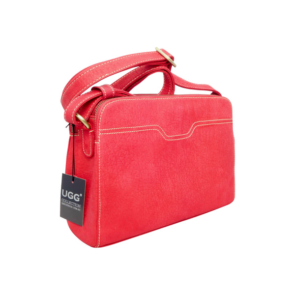 Roo Shoulder Bag - 2 Colours-Handbags-Genuine UGG PERTH