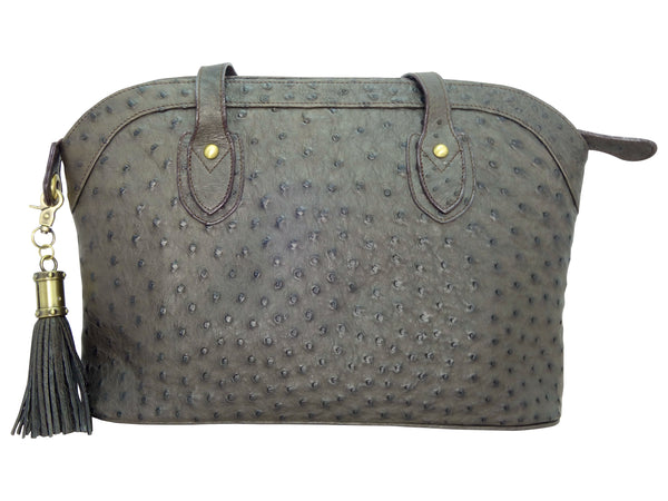 Ostrich Shoulder Handbag - 3 Colours-Handbags-Genuine UGG PERTH