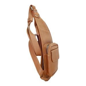 Roo Cross Body Bag - 3 Colours-Leather Bags-Genuine UGG PERTH