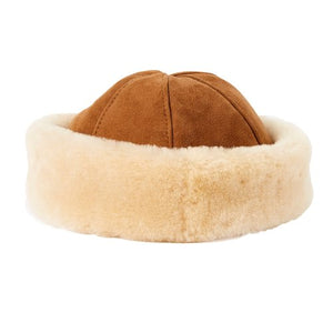 Round Sheepskin Hat-UGG Accessories-Genuine UGG PERTH