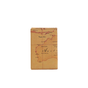 Australia Map Name Card Holder-Gift Ideas-Genuine UGG PERTH