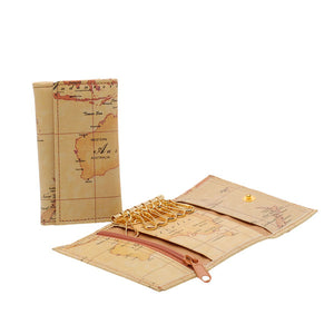 Australia Map Key Holder-Gift Ideas-Genuine UGG PERTH