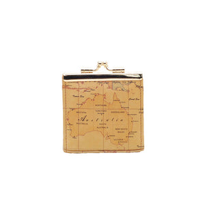 Australia Map Coin Case-Gift Ideas-Genuine UGG PERTH