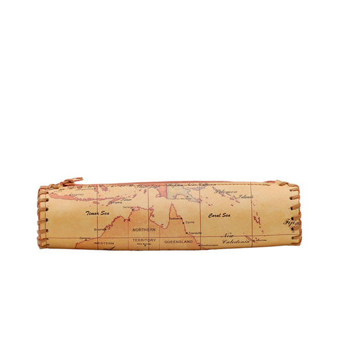 Australia Map Pencil Case