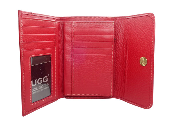 UGG Tri-Fold Purse - 4 Colours-Purse-Genuine UGG PERTH
