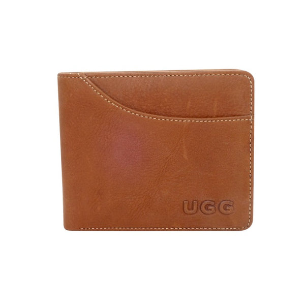 UGG Pocket Wallet - Tan-Wallet-Genuine UGG PERTH