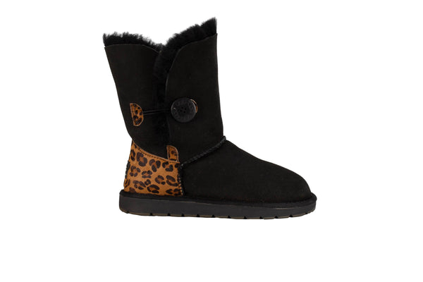 UGG Animal Button-UGG Boots-Genuine UGG PERTH
