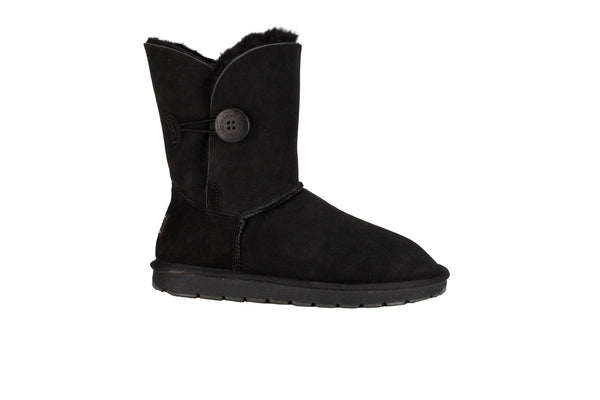 UGG Classic Button-UGG Boots-Genuine UGG PERTH