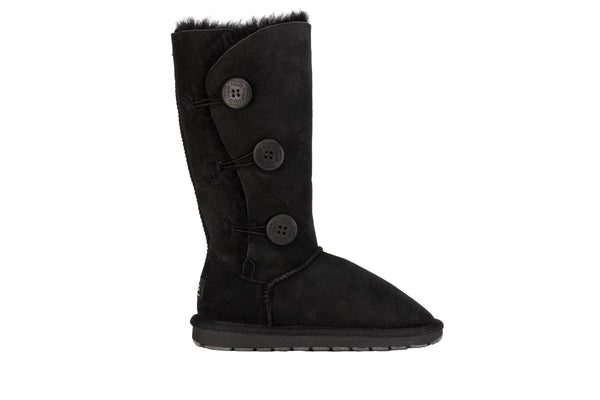 UGG Triple Button-UGG Boots-Genuine UGG PERTH