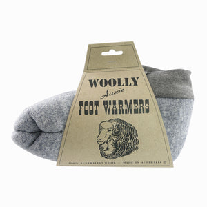 Foot Warmer Grey