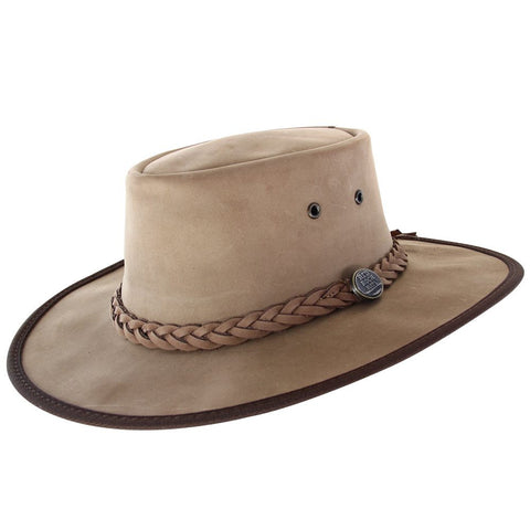 Full Grain Leather - Hickory-Hats-Genuine UGG PERTH