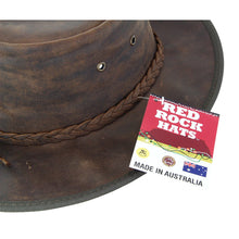 Red Rock 1078 BR Squashy Crackle Kangaroo Hat