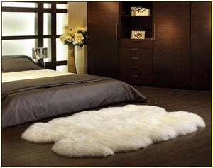 Sheepskin Rugs (Single, Double, Quarto, Sexto & Octo)