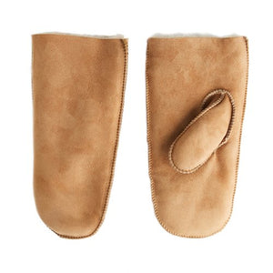UGG Suede Mittens - 3 Colours-Gloves-Genuine UGG PERTH