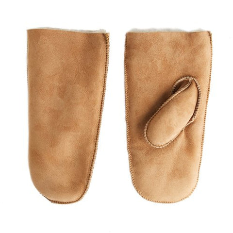UGG Suede Mittens - 3 Colours