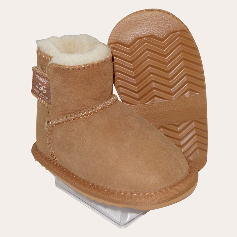Soft Sole Toddler Chestnut