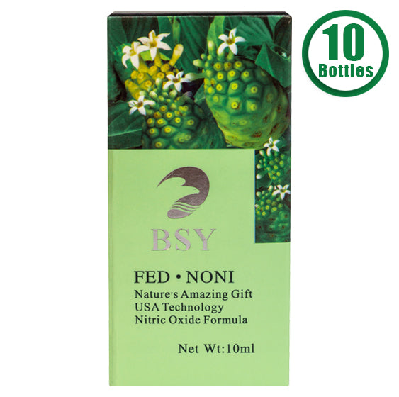 BSY Noni Leaven (10ml X 10 bottles)