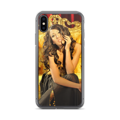 Amia Miley iPhone Case
