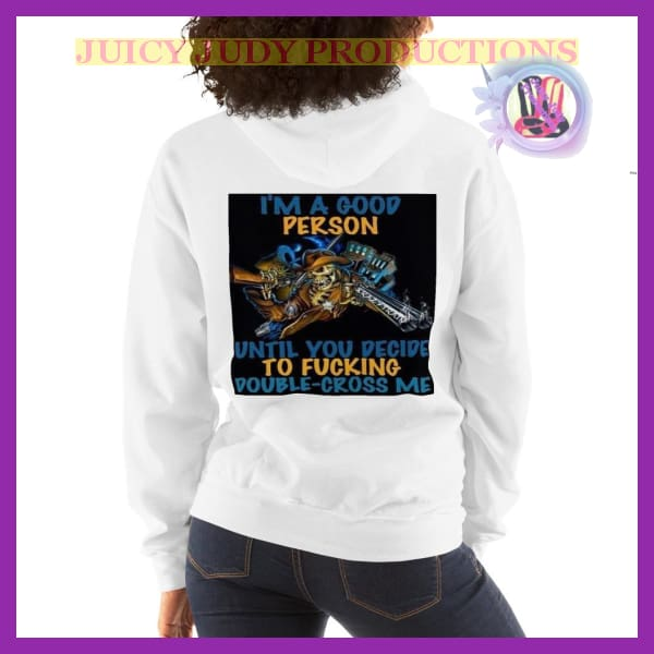 Juicy Judy Productions Hooded Sweatshirt Collection | Juicy Judy Hooded Sweatshirt /