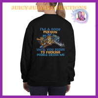 Juicy Judy Productions Sweatshirt Collection | Juicy Judy Sweatshirt / juicy-judy-sweatshirt-productions-wichita-kansas-collection - $25.00: