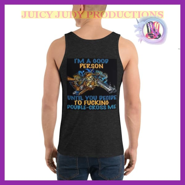 Juicy Judy Productions Tank Top Collection | Juicy Judy Tank Top / juicy-judy-tank-top-productions-wichita-kansas-collection - $22.50: