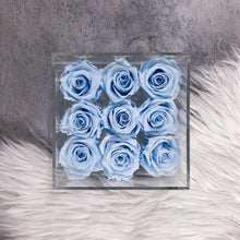 Preserved Roses in a Box - Comme Le Verre Neuf - Shop Pisces