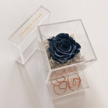 Set Of 2 Infinity Rose Box - Comme Le Verre Une