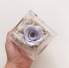 Set Of 4 Infinity Rose Box - Comme Le Verre une