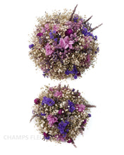 Dried Flower Vase Arrangement 1