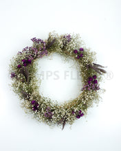 Dried Flower Wreath 2