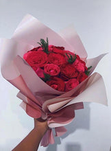 Red Roses Bouquet with Add Ons